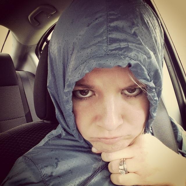 mary hates rain