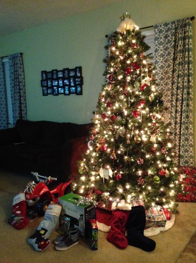 christmasevetree