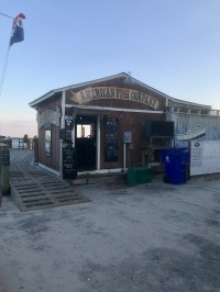 The Old American Fish CO, also known as Ivan's Fish Shack in Safe Haven