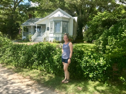Alex's home in Safe Haven
