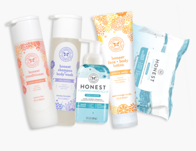 honest co products