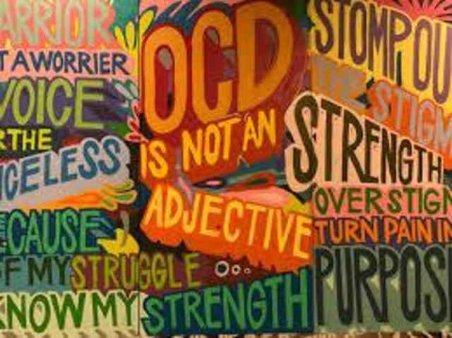 OCD is not an adjective
